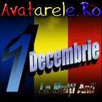 Avatar 1 Decembrie