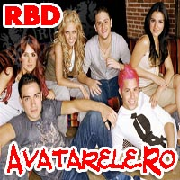 Avatar RBD Avatare Rebelde